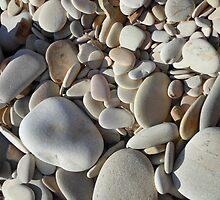 Pebbles of the Amalfi by journeyart