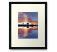 ©HCS Over Atmosphere Framed Print