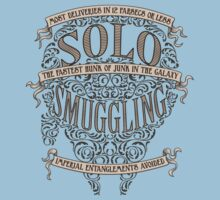 Solo Smuggling Kids Clothes