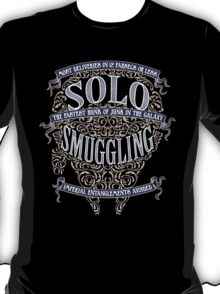 Solo Smuggling - Dark T-Shirt