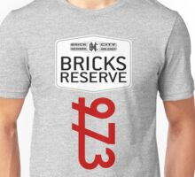 'Bricks Reserve' Unisex T-Shirt