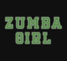 Zumba T-Shirt - Dance Clothing by deanworld