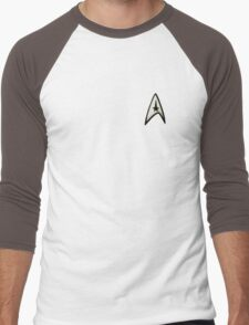 Star Trek command badge Men's Baseball ¾ T-Shirt