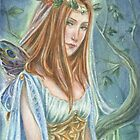 Faery Queen by meredithdillman