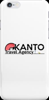 Kanto Travel Agency by SwordStruck