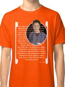 JD girls nick names Classic T-Shirt