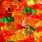 Gummy Bears by Johnny Furlotte
