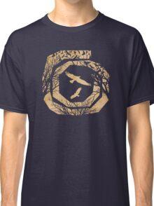 Decca Flight Canvas texture Classic T-Shirt