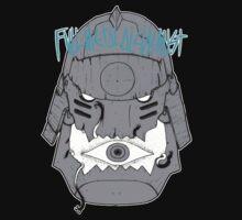 Fullmetal Alchemist - Alphonse x The Truth by Bratwurst !