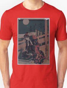 Kadoebiyau chi azumaji 001 T-Shirt