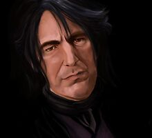 ...Severus... by MuseBoots