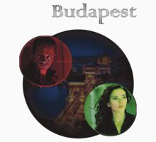 Budapest by 0pal-heart