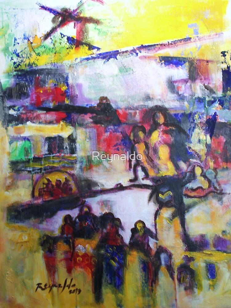 Shift Changers by Reynaldo