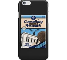 Consulting Detective Mysteries iPhone Case/Skin