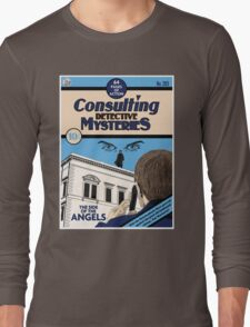 Consulting Detective Mysteries Long Sleeve T-Shirt