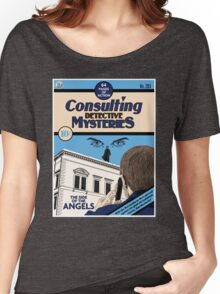 Consulting Detective Mysteries Women's Relaxed Fit T-Shirt