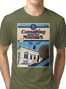Consulting Detective Mysteries Tri-blend T-Shirt