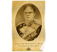 Kaiser Dwight Poster