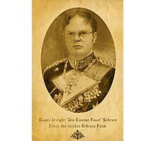 Kaiser Dwight Photographic Print