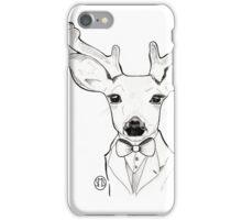Mr. John Doe iPhone Case/Skin