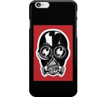 Mask #1 iPhone Case/Skin