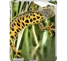 Wild nature - reptile #2 iPad Case/Skin