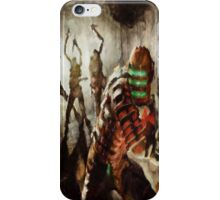 Don't Look Behind iPhone Case/Skin