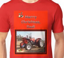 Merry Christmas, Dad! Unisex T-Shirt