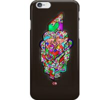 "Stained glass "" You & me"" iPhone Case/Skin"