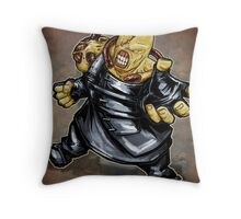 Nemesis: Resident Evil Throw Pillow