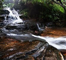 leura cascades by dudeman25