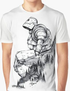 Iron Giant Graphic T-Shirt