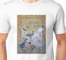 Wetland Day Birds Unisex T-Shirt