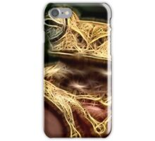 Wild nature - reptile #3 iPhone Case/Skin