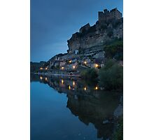 Sunrise at Chateau de Beynac  Photographic Print