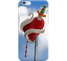 Heart and Sword Revenge for iPhone iPhone Case/Skin