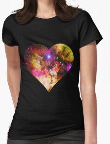 Galaxy Heart Tee One T-Shirt