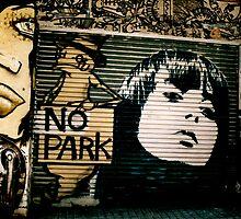 Graffiti Lane by EKingPhotoArt