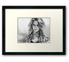 Cristina Framed Print