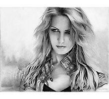 Cristina Photographic Print