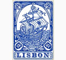 Lisbon Traditional Tiles Azulejos Unisex T-Shirt