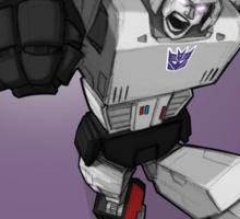 Lord Megatron Sticker