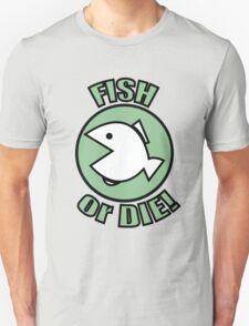 Devil Survivor 2 - FISH or DIE! T-Shirt