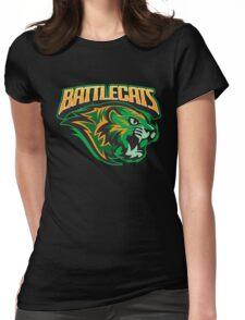 The Battlecats Womens Fitted T-Shirt