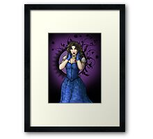 Dark Princess Framed Print