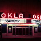The OKLA Theater by Tonye Banks