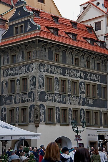 Kafka's Place by phil decocco