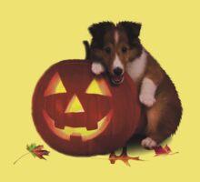 Halloween Puppy Kids Clothes