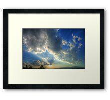 ©HCS Resonance Of World Framed Print