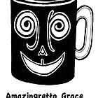 """""""Amazingretto Grace"""" by janinej9"""